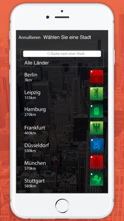 Leipzig App screenshot-2