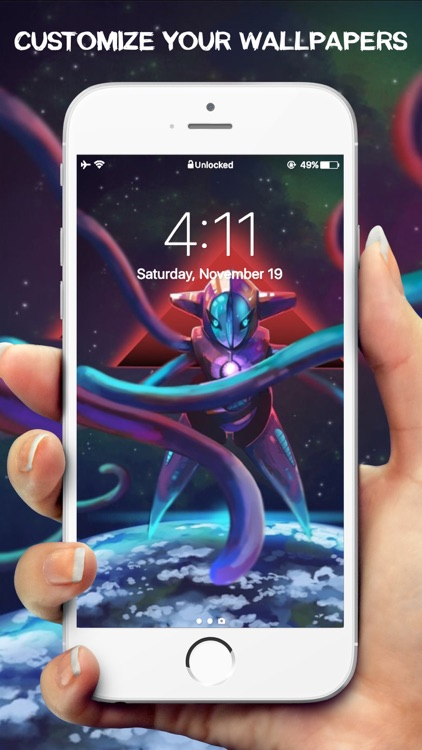HD Background - Wallpapers For Pokemon Go Fans