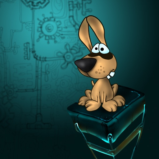 Dog Trap for iPad icon