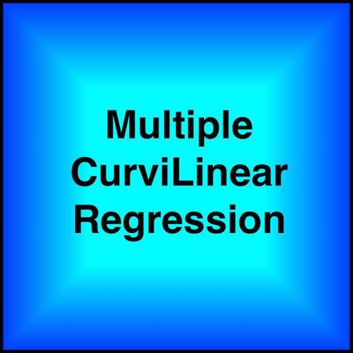 Multiple Curvilinear Regression