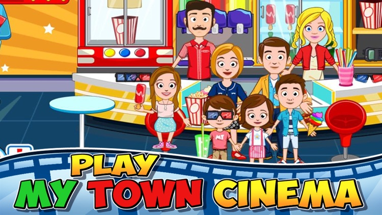 My Town : Cinema