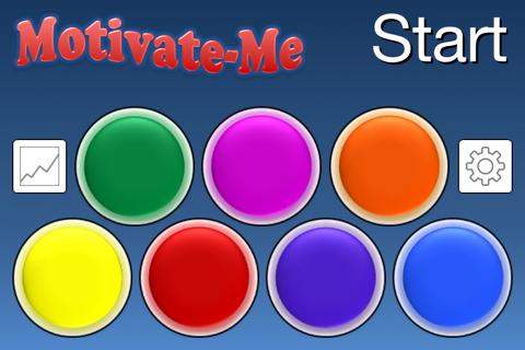 Motivate-Me - náhled