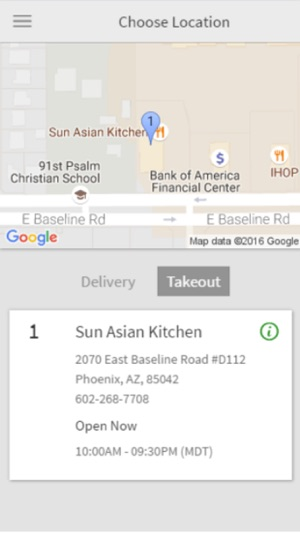sun asian kitchen on the app store - Sun Asian Kitchen