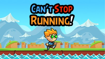 Can't Stop Running!