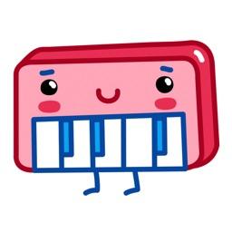 Music Stickers Bundle