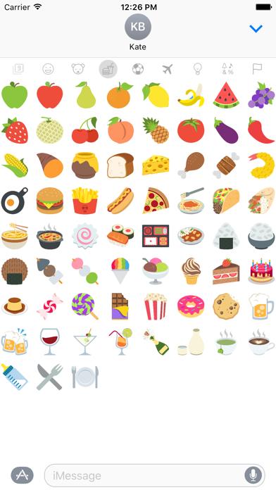 点击获取New Emoji for iMessage