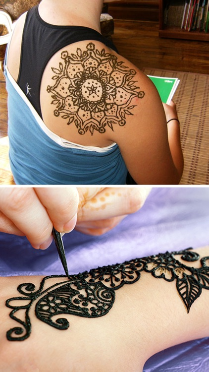 Henna Tattoo Designs Ideas - Arabic Mehndi Idea! screenshot-4