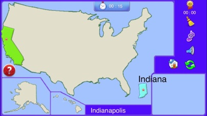 A Puzzle Map Of USA | App Price Drops