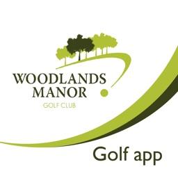 Woodlands Manor Golf Club - Buggy