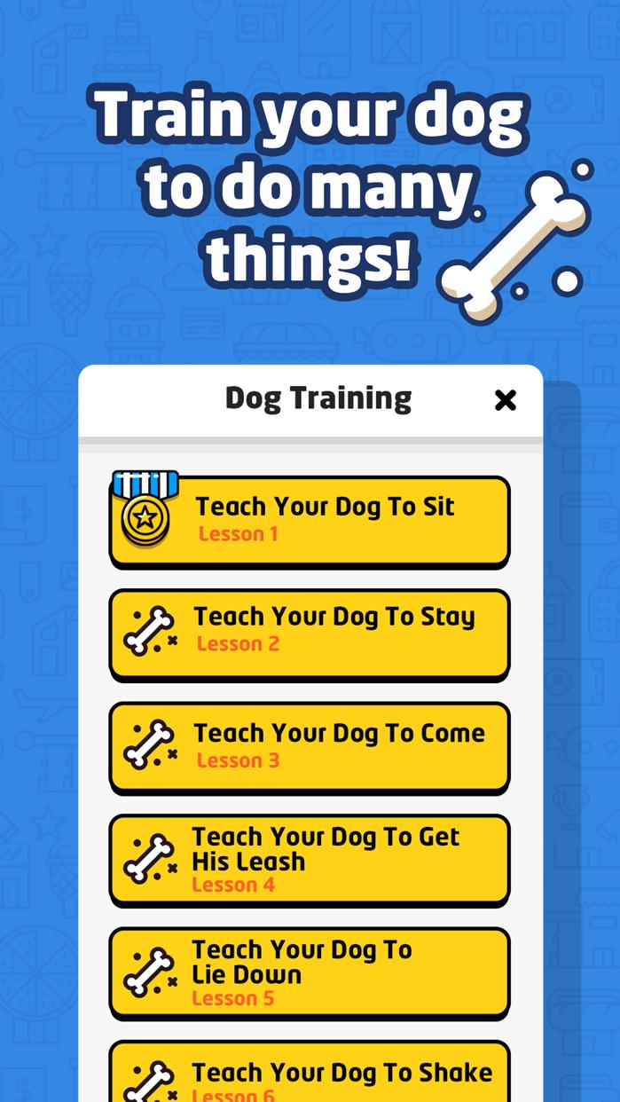 Dog Whistle to Train Your Dog Screenshot