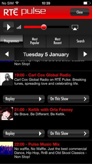 RTÉ Player International - YouTube