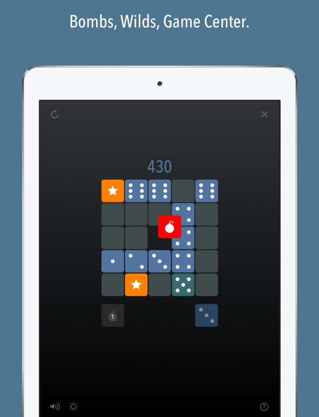 Diced - Puzzle Dice Game Screenshot