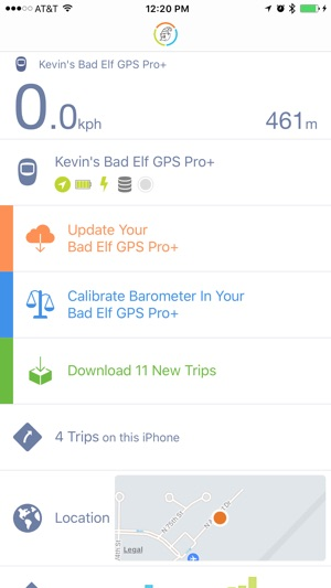 cb3e2730bbd Bad Elf GPS on the App Store