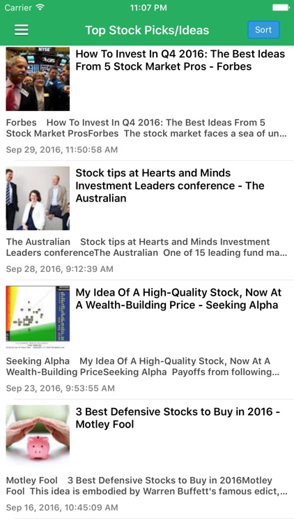 Stock Market Today Free - Latest News & Updates screenshot-2