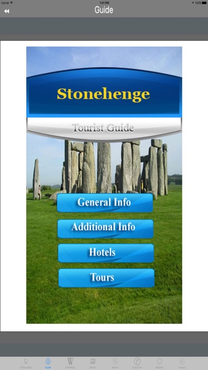 Stonehenge Wiltshire, England Tourist Travel Guide screenshot-3