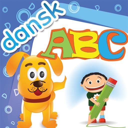 Børn lærer spil - Alfabet Dansk Pro