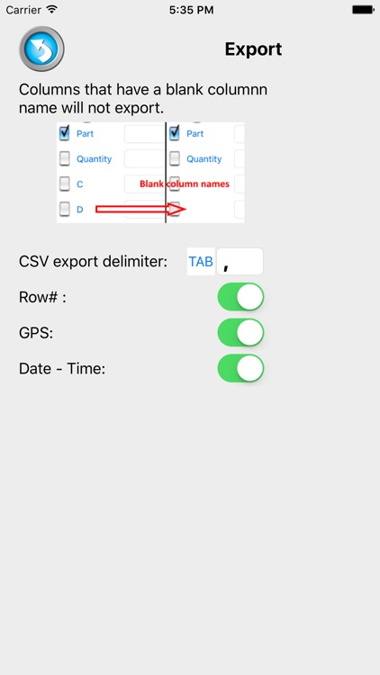 Scan to Spreadsheet screenshot-4