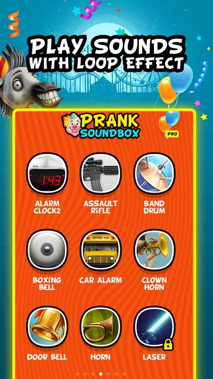 Prank Soundboard- 80+ Free Sound Effects for Fun screenshot-3