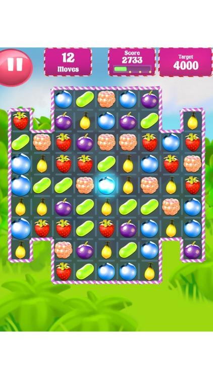 Jelly Crush Match 3: Candy Blast Mania For Kids screenshot-3