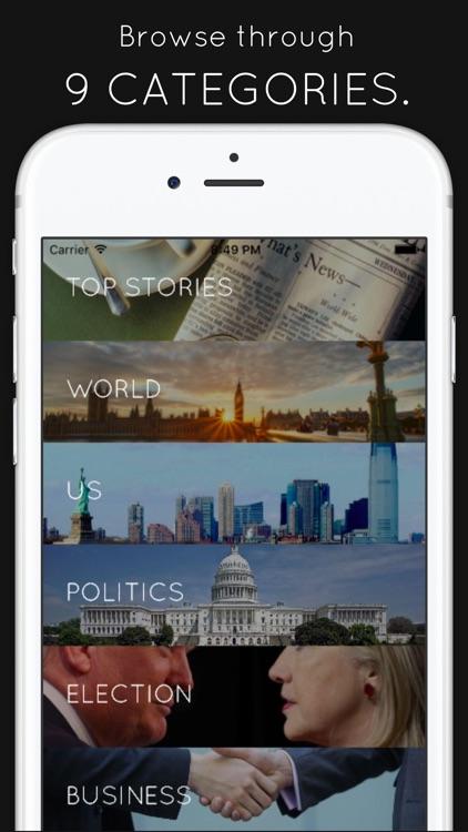 Iris - Unbiased & True Daily Breaking News Stories screenshot-3