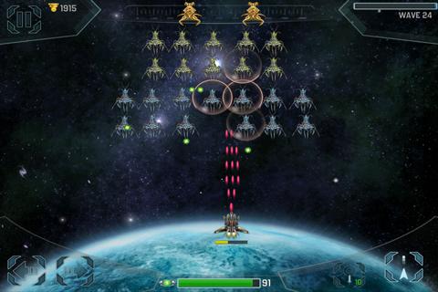 Space Cadet Defender HD: Invaders - náhled