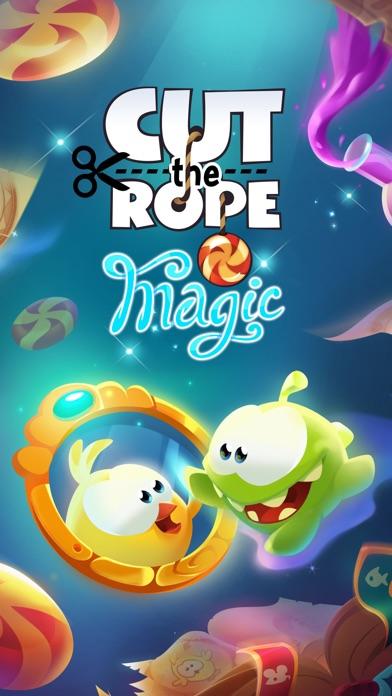 Cut the Rope: Magic app image