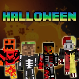 New Halloween Skins - Best Skins for MCPC & PE