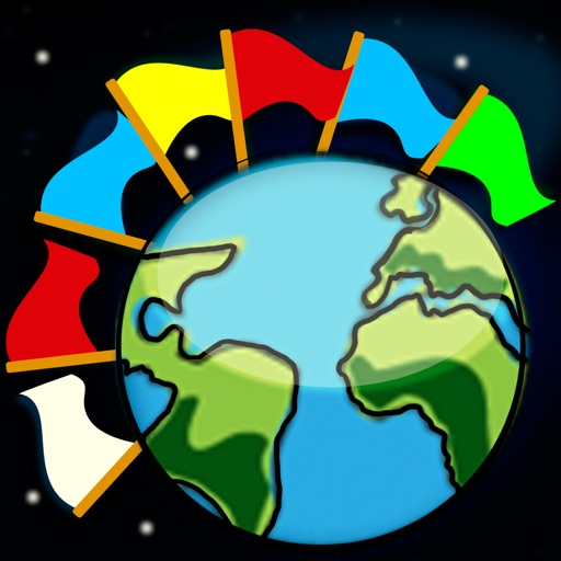 World Flags (Match'Em Up™ History & Geography) icon