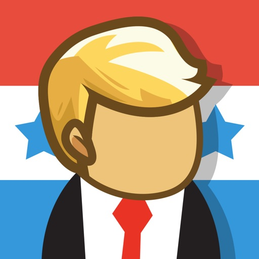 Trump Stickers for iMessage icon