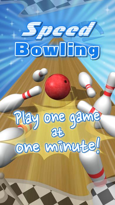 Speed Bowling screenshot one