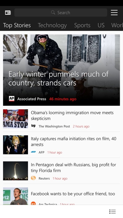 MSN News screenshot-0