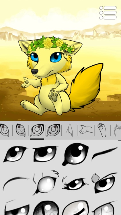 Avatar Maker: Wolves screenshot-4