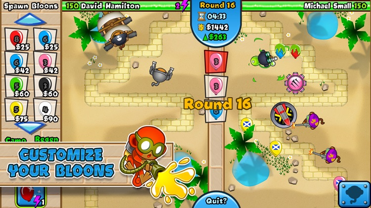 Bloons TD Battles screenshot-4