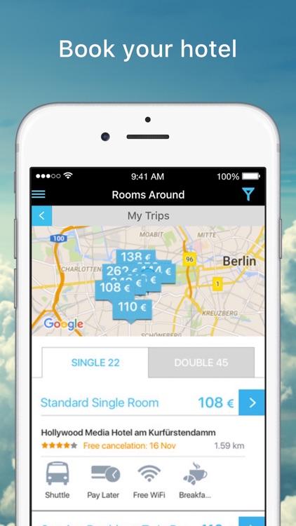 Quicket - your travel companion screenshot-4