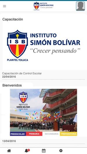 Instituto Simón Bolivar Toluca en App Store