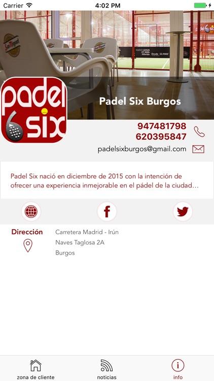 Padel Six Burgos
