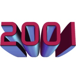 2001: A Sticker Pack