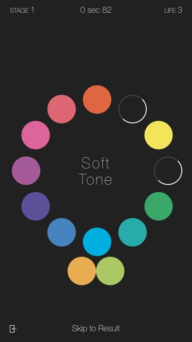 r.color/色のプロ向け色彩感覚ゲームのおすすめ画像1