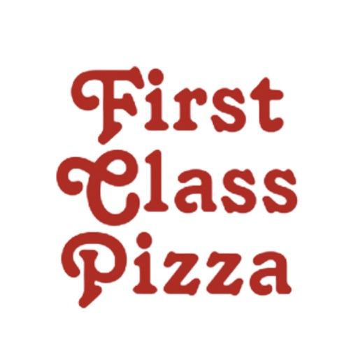 First Class Pizza: Riverside