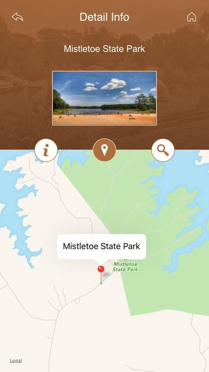 Georgia Camping Guide screenshot-3