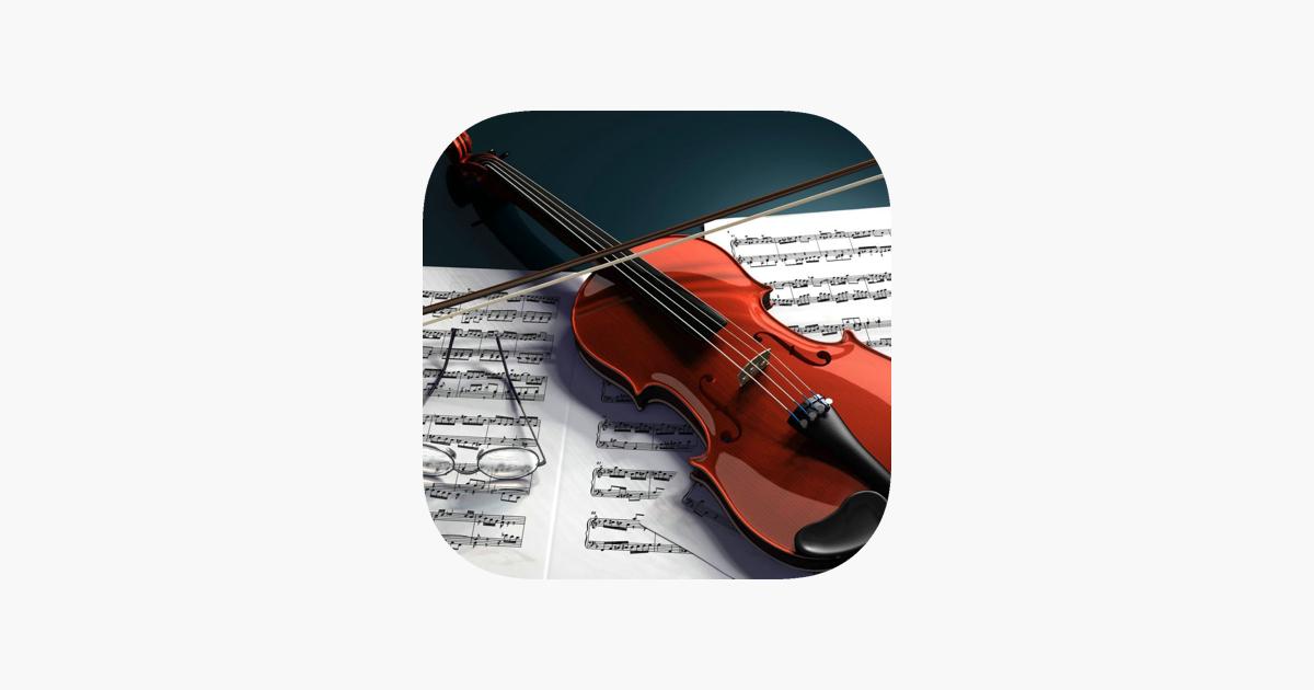 selbst lernen violine f r anf nger tipps und tuto im app store. Black Bedroom Furniture Sets. Home Design Ideas