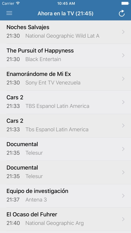 1TV - Televisión Dominicana screenshot-3
