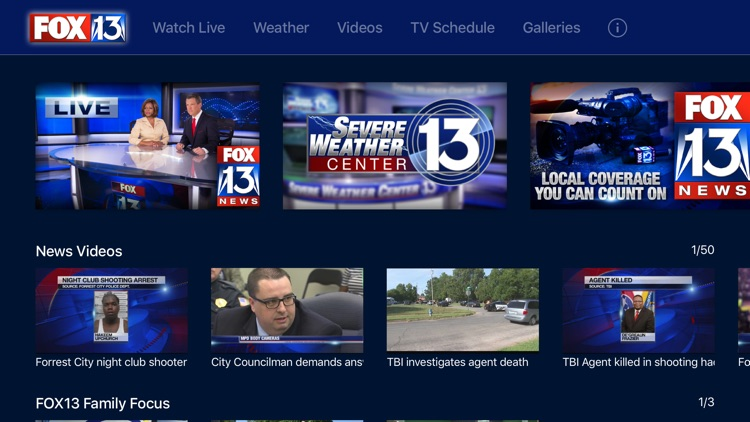 Fox 13 Memphis - News, Traffic, Weather