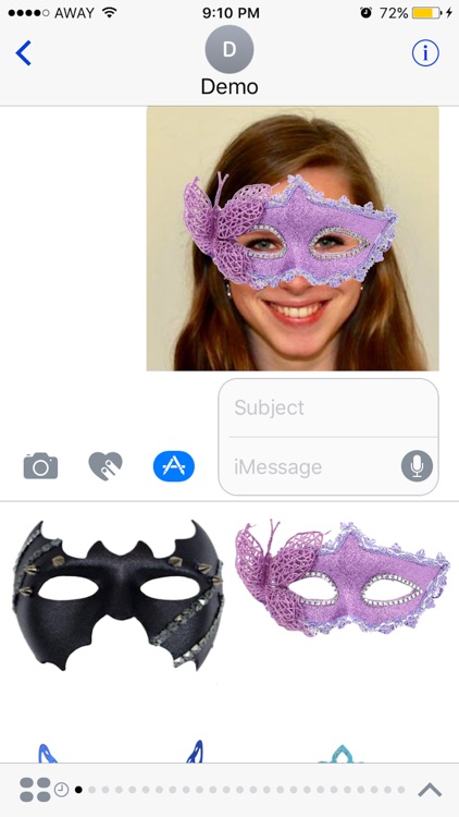WB Photo Booth Masks
