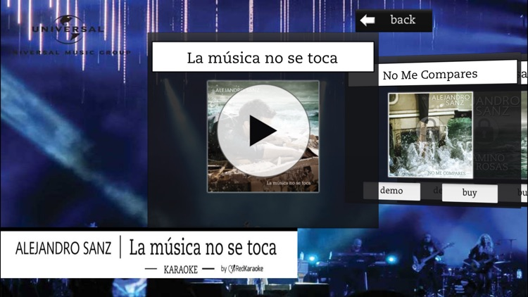 Alejandro Sanz LMNST Karaoke
