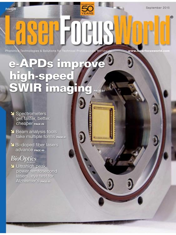 Laser Focus World Magazine