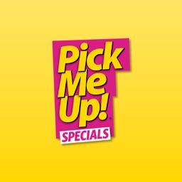 Pick Me Up! Specials Magazine
