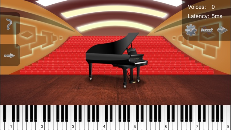 CMP Grand Piano screenshot-0