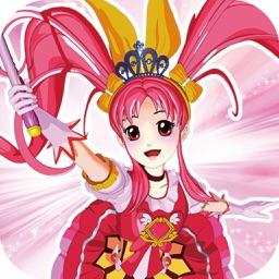 艾可消消乐-魔法少女之消消传说,全球首款魔法美少女题材消消乐!