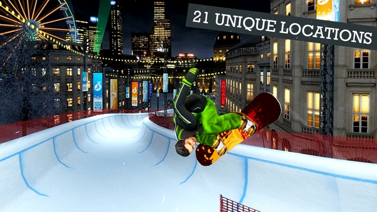 Snowboard Party 2 screenshot-0